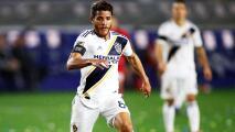 """Jona dos Santos sentencia: """"Vine a LA Galaxy para hacer historia"""""""