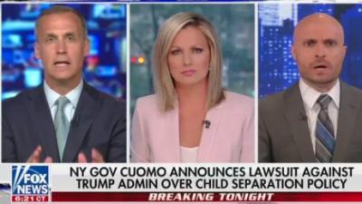 """""""Womp womp"""": exjefe de campaña de Trump se burla al oír que una niña con Síndrome de Down fue separada de sus padres en la frontera"""