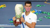 Djokovic, en medio de una polémica, gana el título en Cincinnati