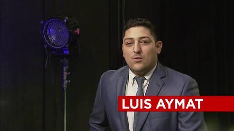 Conoce a Luis Joel Aymat. El presentador de Deportes de #EdicionDigitalPR