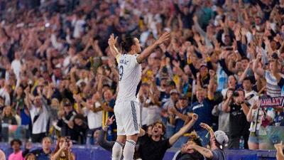 """""""Soy el mejor jugador de todos los tiempos en MLS"""": sin bromas, Zlatan se pone la corona"""