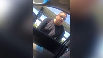 """Te voy a reportar a ICE"": Una joven mexicana grabó el momento que un hombre la amenazó en un parque de Elk Grove"