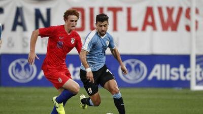 Estados Unidos 1-1 Uruguay - Resumen y Goles – Amistoso fecha FIFA
