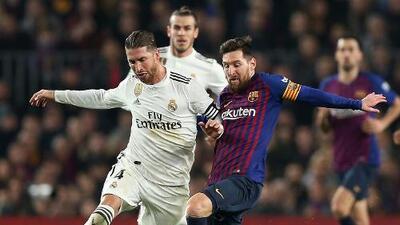 La Liga da a conocer las fechas de los Clásicos entre Barcelona y Madrid