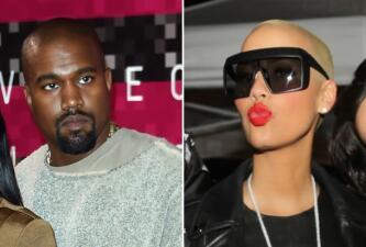 Kanye vuelve al ataque contra Amber