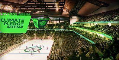 Seattle NHL jugará en estadio autosustentable y ecológico