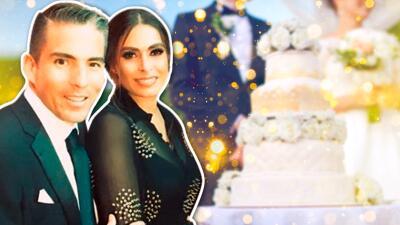 Galilea Montijo envió un romántico mensaje de aniversario a su esposo, el expolítico mexicano Fernando Reina
