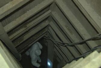 Nuevas fotos desde el túnel de El Chapo