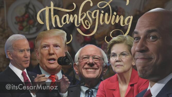 Los Clásicos: Canciones de Acción de Gracias que podrían cantar algunos políticos