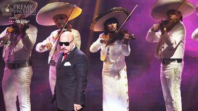 Premio Lo Nuestro recordó a 'La Diva de la Banda'