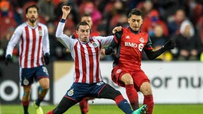 Cómo ver Chivas vs. Toronto FC en vivo, por la Final de la Concacaf Champions League