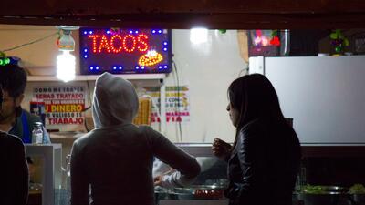 Identifican al supuesto ladrón muerto en ataque a puesto de tacos