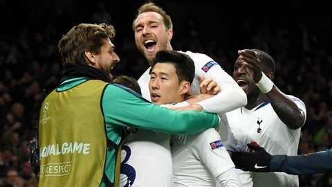 Tottenham 1-0 Manchester City – GOL Y RESUMEN – IDA CUARTOS DE FINAL – UEFA Champions League
