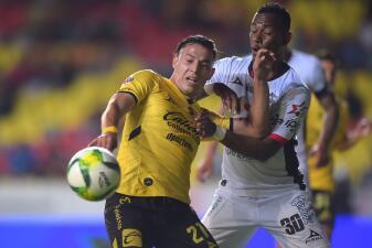 En fotos: Monarcas y Lobos BUAP empataron en el inicio de la Jornada 11 del Clausura 2019