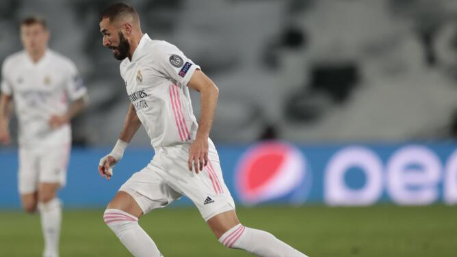 Karim Benzema volvería contra el Shakhtar Donetsk