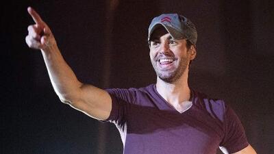 El cantante Enrique Iglesias se convirtió en padre de gemelos
