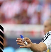 Ricardo Ferretti le responde el guiño a Cristian Calderón