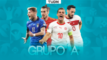 Grupo A: Italia busca quitarse la espinita del Mundial