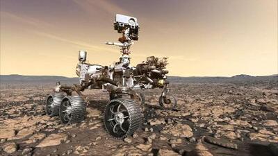 Este es el nuevo vehículo motorizado de la NASA para la misión a Marte en 2020