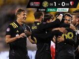 ¡Cinco de cinco! Columbus se convirtió en el quinto cuadro de la MLS en meterse a cuartos
