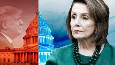 Los grandes peligros que enfrentan los demócratas con el 'impeachment' a Donald Trump