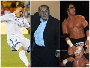 Personajes del deporte que nos dijeron adiós en el 2015