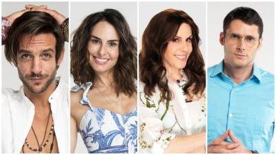 Ellos te harán reír y amar: conoce a los personajes de 'Doña Flor y sus dos maridos'