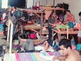 Desesperación entre los cientos de cubanos que podrían ser deportados de Colombia