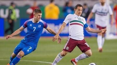 México vs. Escocia: horario y como ver el partido amistoso