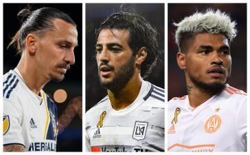 Se mira y no se toca: estas son las figuras que tendrán que seguir la MLS Cup por TV