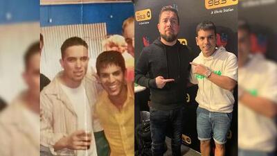 Los Pichy Boys descubren que Tito El Bambino tiene el 'secreto de la juventud' al ver una foto suya de hace 15 años