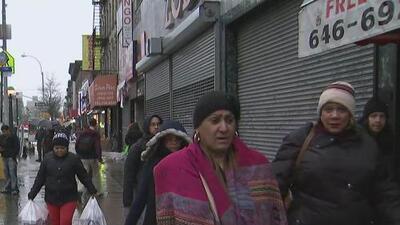 Autoridades de Nueva York piden extremar las precauciones por la ola de frío ártico