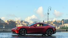 Prueba: Ferrari Roma, concebido para disfrutar la 'Dulce Vida'