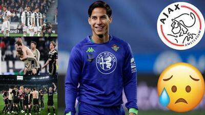 El 'entorno' de Lainez revira la idea de que preferiría estar en el Ajax en lugar del Betis