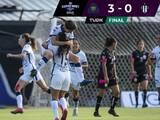 Pumas golea sorpresivamente a Rayadas en Cantera y toma el liderato de la Liga MX Femenil