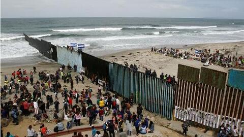 191 Tienen Los Inmigrantes Que Piden Asilo En La Frontera