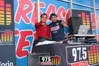La 'Radio Subasta' de La Qué Buena 97.5