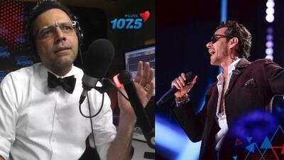 """Omar se tomó personal el mensaje de """"La Salsa Vive"""" de Premio lo Nuestro"""