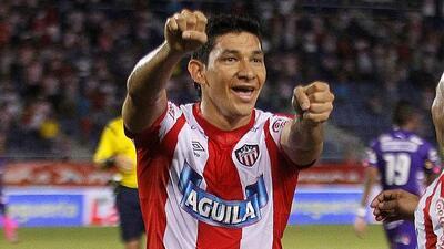Junior de Baranquilla permanece como líder en Colombia tras triunfo sobre Jaguares