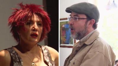 Mueren en accidente automovilístico la actriz Maru Dueñas y el director Claudio Reyes Rubio