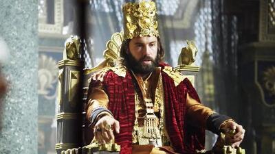 Beroso le advirtió a Evil-Merodaque que su hija morirá si no se arrepiente de adorar al dios de los hebreos