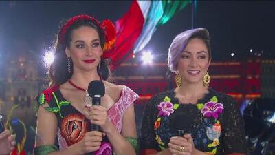 Una mexicana y otra argentina: dos actrices se unen para celebrar '¡La Gran Fiesta, El Grito!'