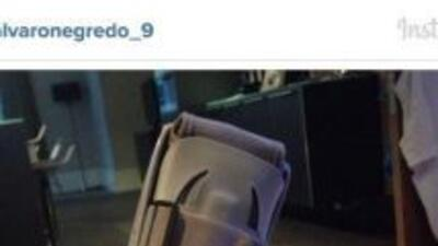 Alvaro Negredo del Manchester City estará lesionado ''durante unos meses''