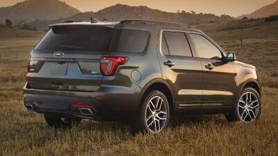 Ford Explorer 2016 - Prueba A Bordo [Resumen]