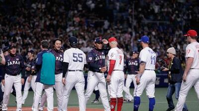 ¡Poder nipón! Japón se llevó la MLB Japan All-Star Series