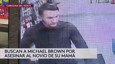 Más imágenes del Marin que es buscado por asesinar al novio de su madre