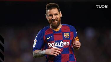 Messi admite que quiso salir de España por su problema fiscal
