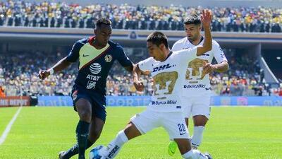 Cómo ver América vs. Pumas en vivo, por la Liga MX 14 de Septiembre 2019