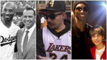 Celebridades y fanáticos de Kobe Bryant los invade un mismo sentimiento: la tristeza y el dolor