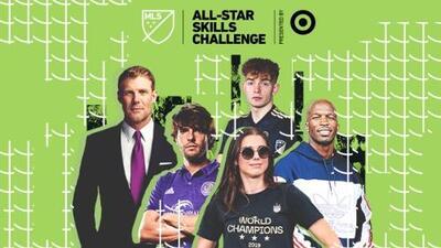 Alex Morgan y Kaká serán parte del jurado del MLS All-Star Skills Challenge en Orlando